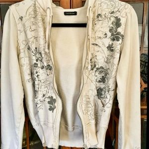 Vintage Calvin Klein Jeans Embroidered Jacket